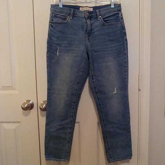 GAP Denim - GAP Best Girlfriend Jeans